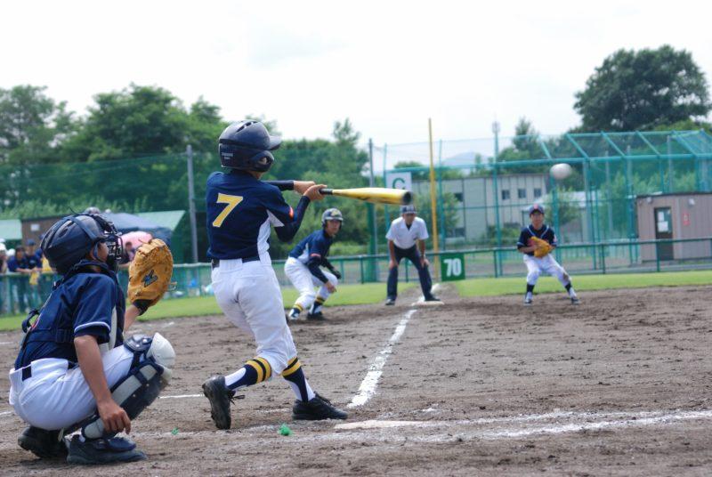 振り逃げ野球ルール