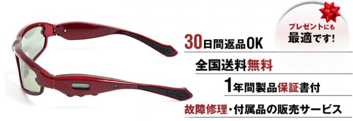 動体視力トレーニングメガネ