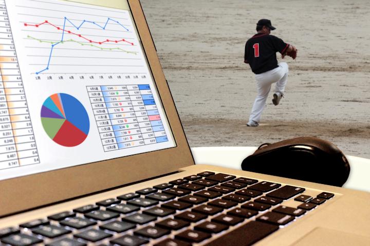 WHIPは投手の能力を評価する指標
