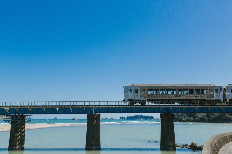 南郷川橋梁